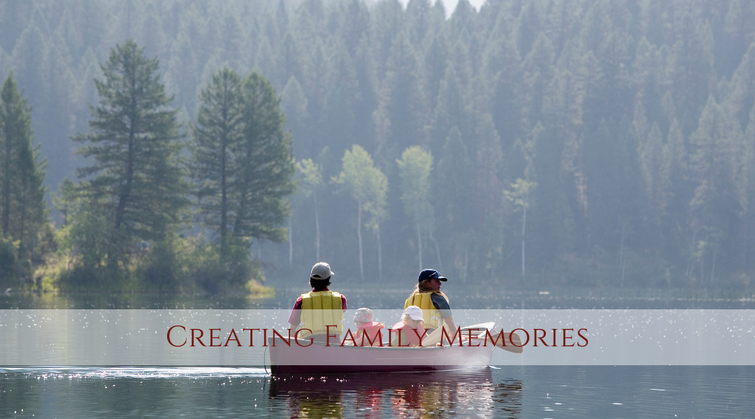 My Experience with Creating Family Memories with DeVonya Madsen