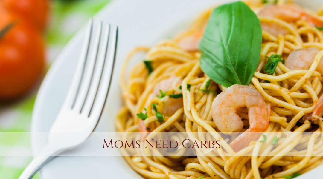 Moms Need Carbs with Millie Hull and Annie Zeller