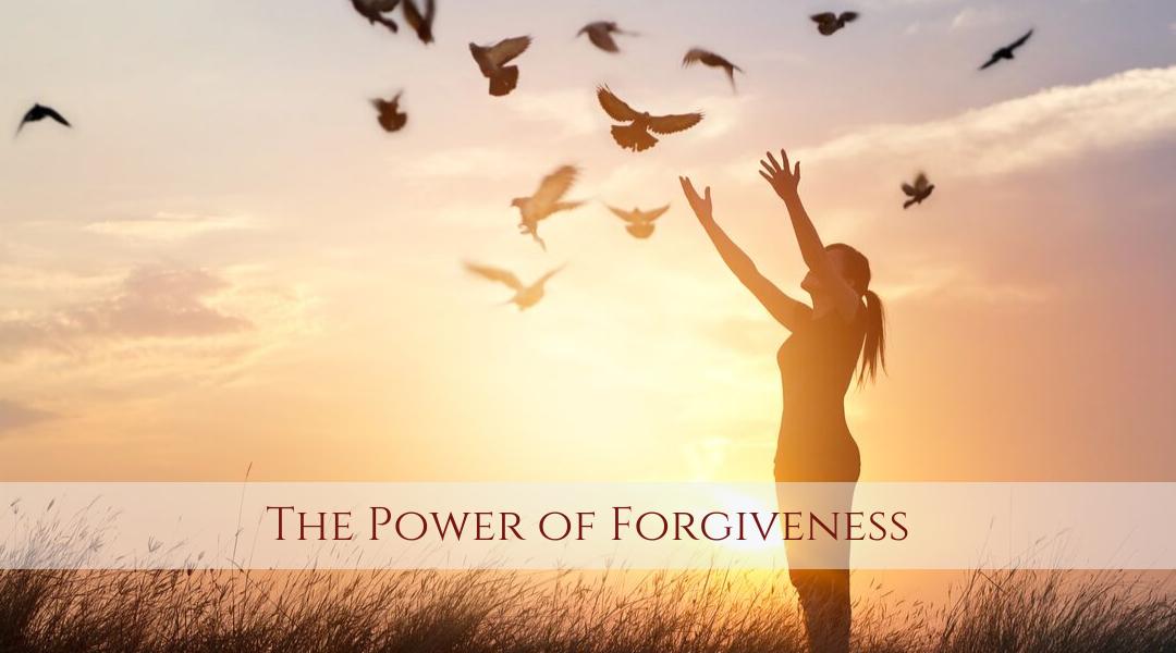 The Power of Forgiveness with Aleesha McMurdo