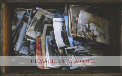The Magic of Memories with DeVonya Madsen