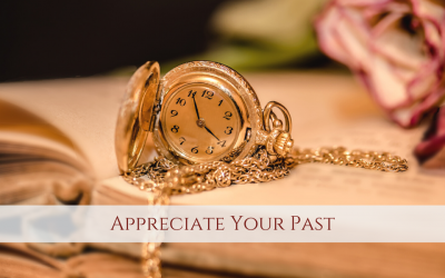 Appreciate Your Past: The Journey to Wholeness with Aimee Jongejan