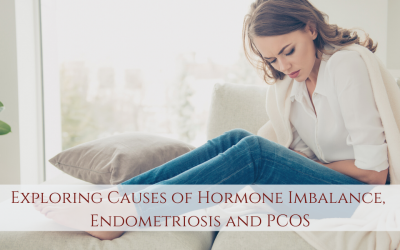 Exploring Causes of Hormone Imbalance, Endometriosis and PCOS with Sue Pierson