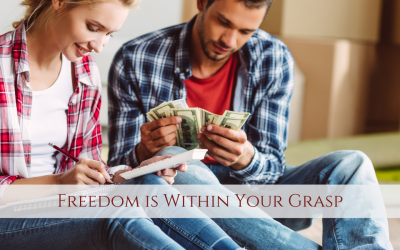 Freedom is Within Your Grasp with Melissa Dafnis