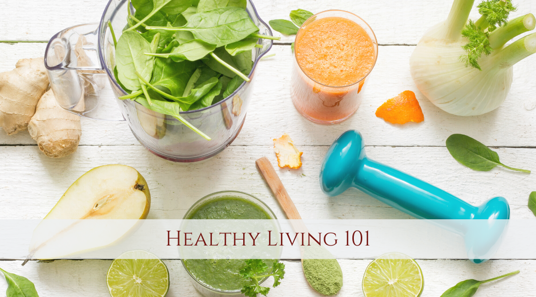 Healthy Living 101 with Jessica Jernigan