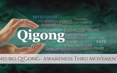 Neuro QiGong- Awareness Thru Movement with Fanny Elizaga