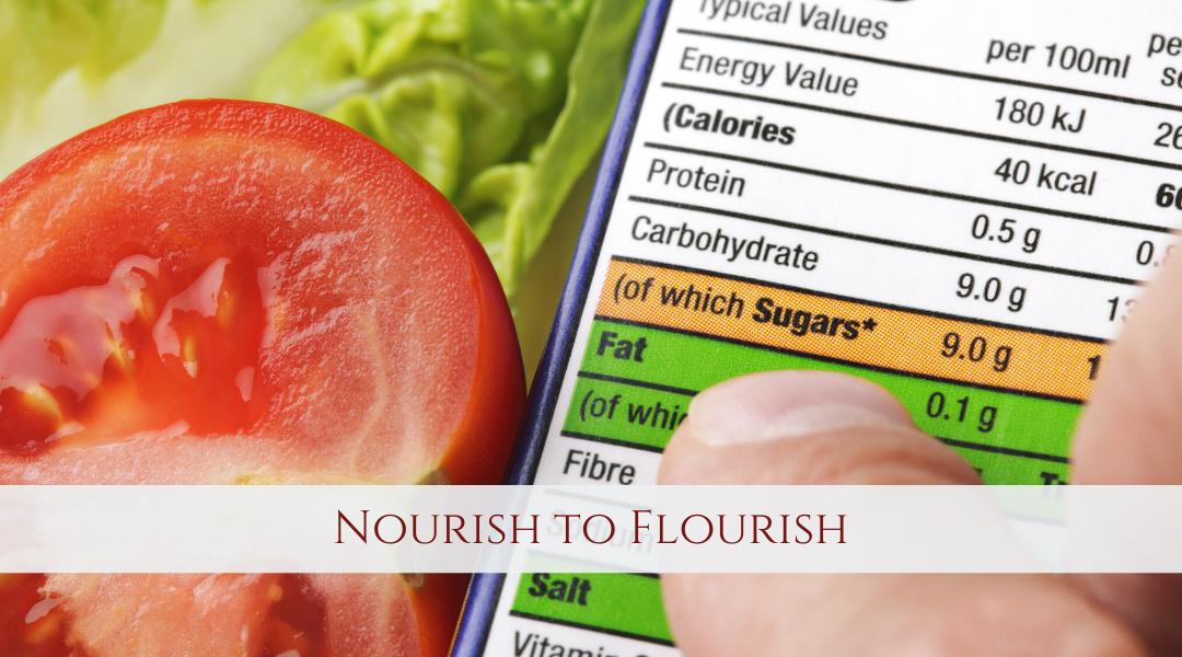 Nourish to Flourish with Melissa Rohlfs